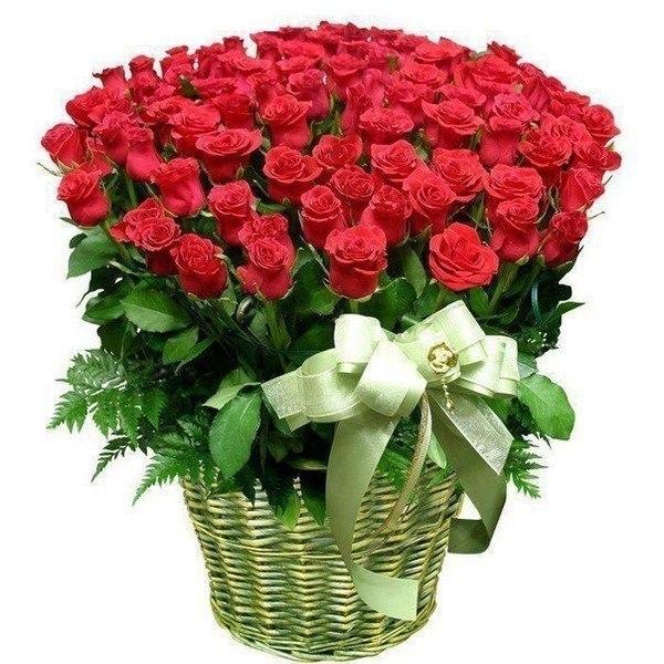 Поздравление с днем рождения все цветы для тебя